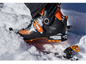 iglidur® plain bearings in touring ski boots